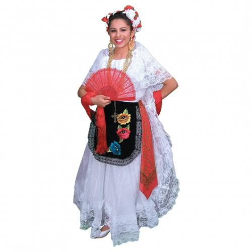 Мексиканский женский костюм, ХХ век - Мексика - Фотоальбомы - WildWestPhoto